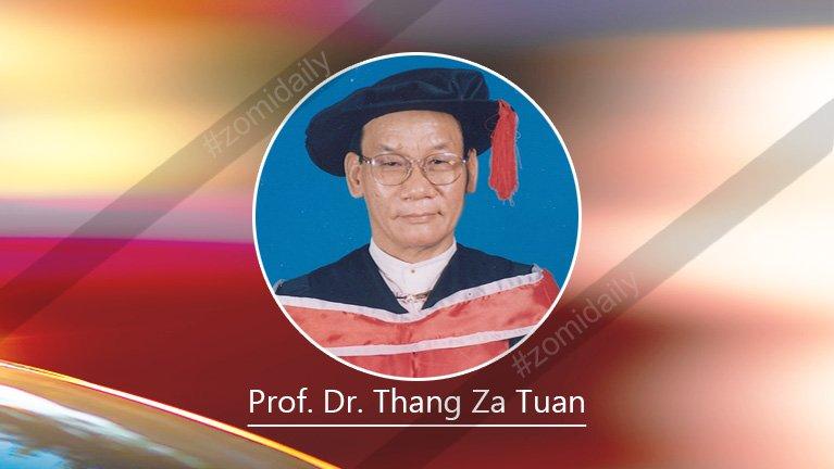 Zomi leh Chin min zatna ~ C. Thang Za Tuan