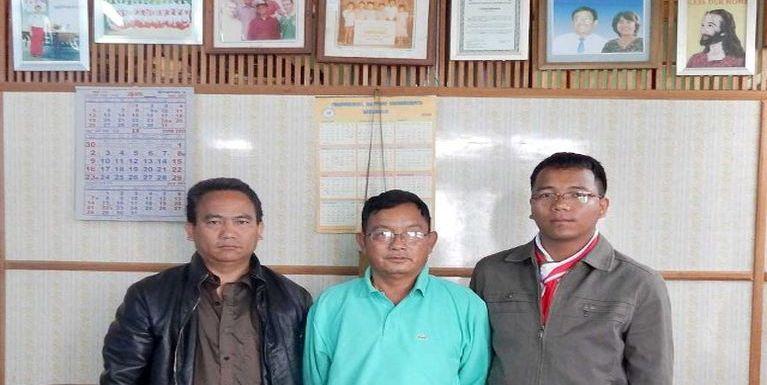 BOM Founder & President Rev. Kai Cin Mang tawh holimna ~ T. Sawm Lian
