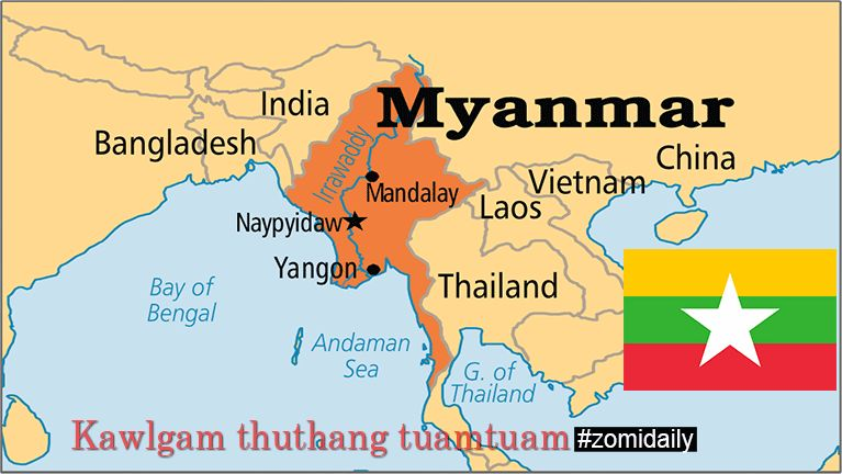 Tulai Kawlgam Khuahun (13 Nov) ~ Pu Thangboi