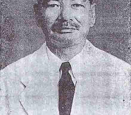 Biography of Capt. Mang Tung Nung (1901-1968)