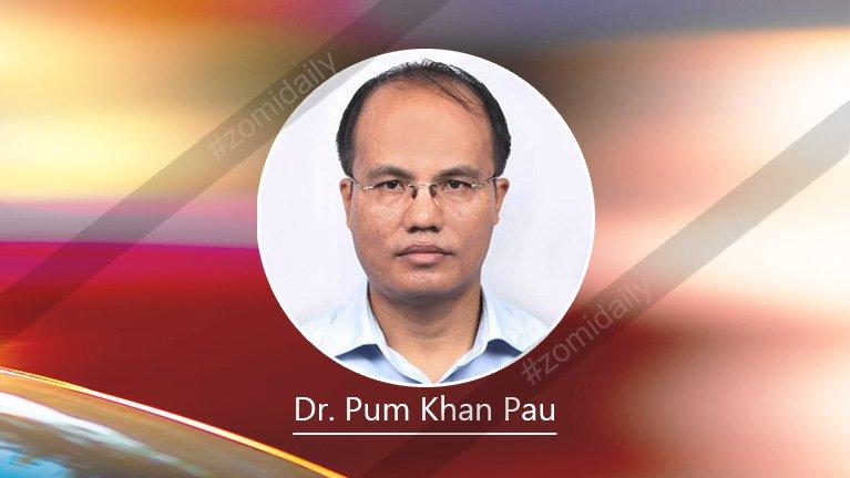 Phoenix pan Tulsa: Khualzinna leh Tuahphatna ~ Dr. Pum Khan Pau