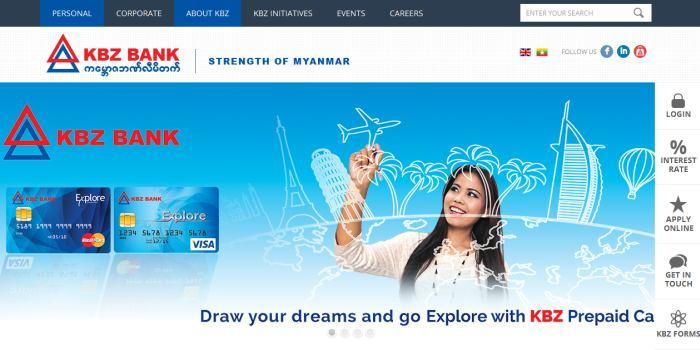 Kawlgam Bank minthangkhat ahi KBZ Bank te'n Bangkok ah zumkhan hong