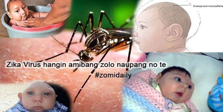 Zika Virus bang hiam?