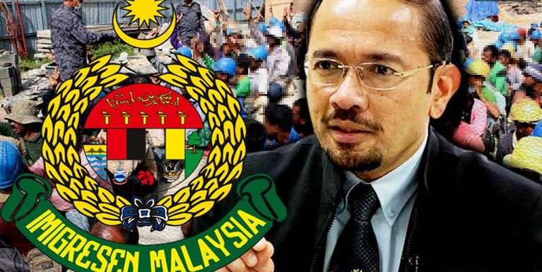 Malaysia Immigration te makaihna tawh khasim in Operasi 1300 vei bawldending