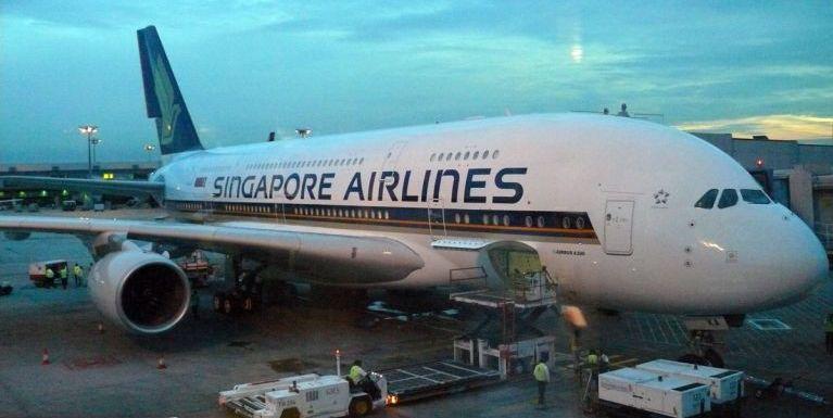 Singapore Airlines vanleng sungah Bomb omhi ci'n kikhem ahih manin alenhunding ziakai