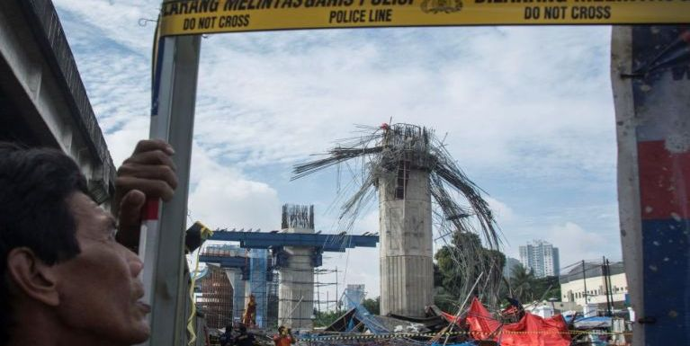 Indonesia ah tuahsiatna tamlua ahih manin Infrastructure Project honkhat kikhawlsak