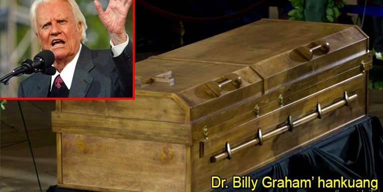 Dr. Billy Graham' hankuang
