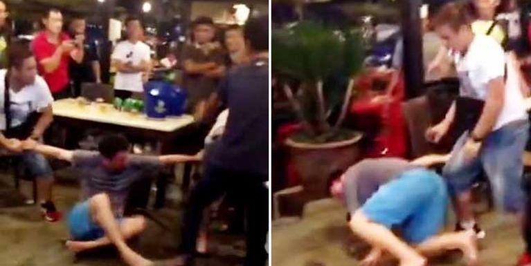 Video: Johor Baru ansai khatah akitawng te lakpan mi 17 kimanta