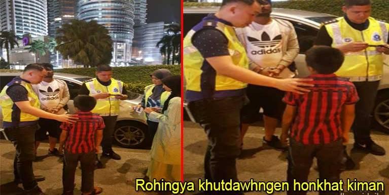 Kuala Lumpur khuasung ah khutdawhngen in avak Rohingya naupang 11 kiman