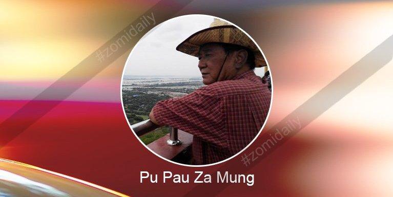 A thumveina ka sihna ahang in; Son Langh' cil dawk! ~ Pau Za Mung
