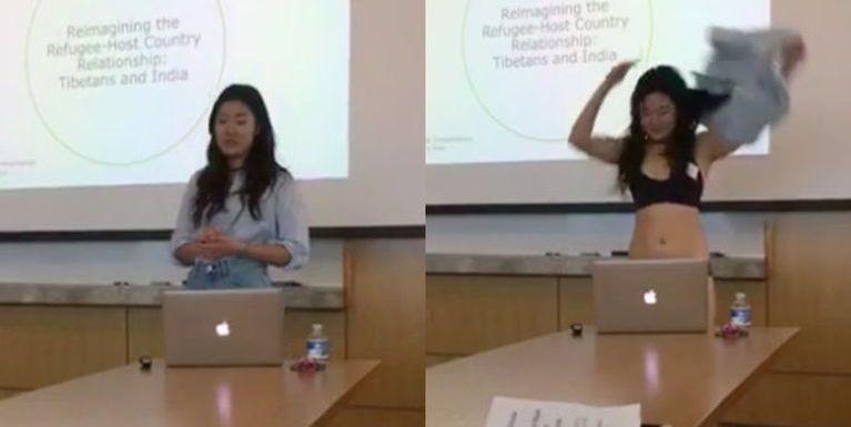 University sangnaupang numei khatin Underwear bektawh Thesis Presentation bawl
