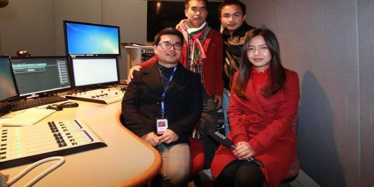 SBS Radio Hakha Chin Program ah asem Salai Biak Za Lian tawh Zomi Media holimna