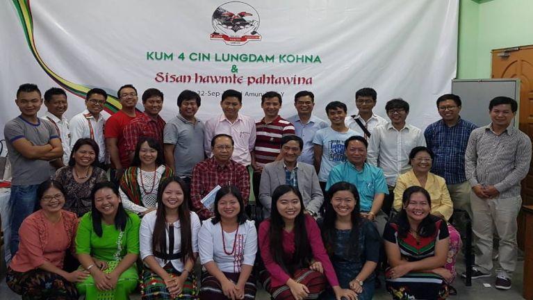 ZYA - Yangon kum 4 cinna lungdamkohna kibawl