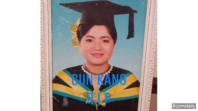USA, Tulsa pan Lia Ciin Kang (Mualbeem, kum 41) in hongnusia