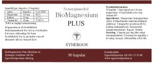 Bio Magnesium plus