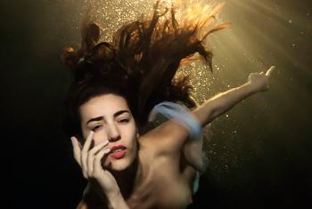 Moda Bajo el Agua