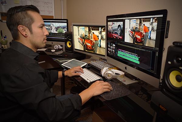 edicion de video profesional