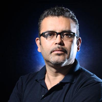 Alejandro Lopéz – Iluminación en Estudio