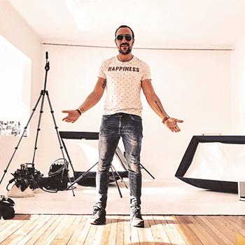 Mateo Bernal – Iluminación en Estudio
