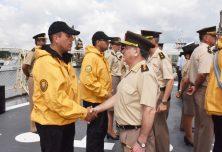 Imagen cortesía del Ministerio de Defensa