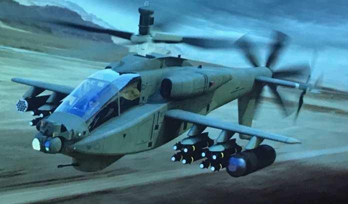 Nuevos Helicopteros de ataque: Skyworks ofrecerá nuevo avión gyrodyne de combate del Ejército de EE. UU. 1557941458880