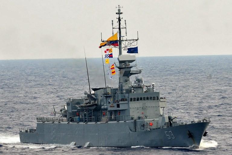 Clase Almirante Padilla