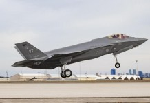 Lockheed Martin entregó el F-35 número 500 a la US Air Force