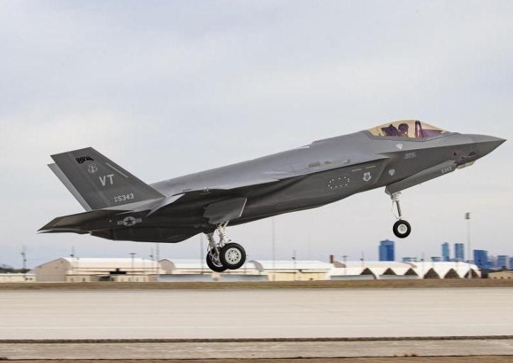 Lockheed Martin entregó el F-35 número 500 a la US Air Force