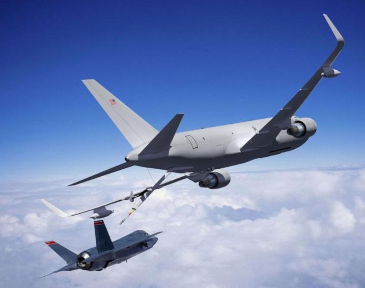 KC-46 venta a Israel