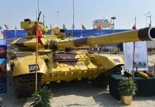 Ejército de la India compra tanques T-90S