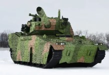 tanque ligero