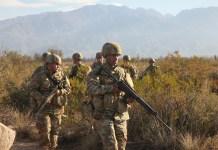 El Ejército Argentino es desplegado en la frontera con Bolivia en ...