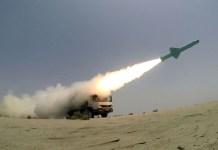 sistema de misiles