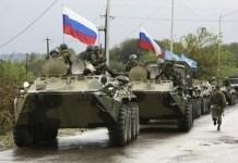 fuerzas armadas rusas