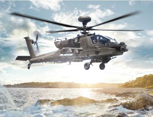 Apache AH-64E