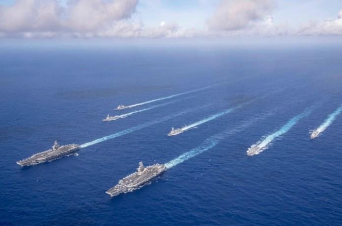 Marina de los EE.UU.