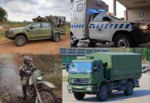 licitaciones vehiculos Ejército Argentino