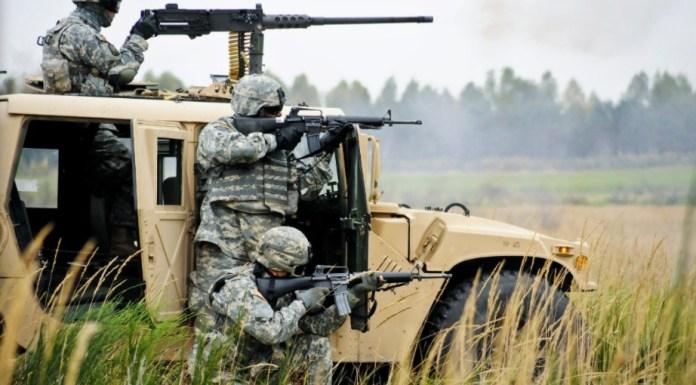 Ejército de los EE.UU.