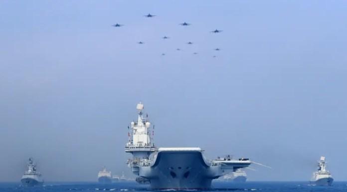 buque de guerra chino
