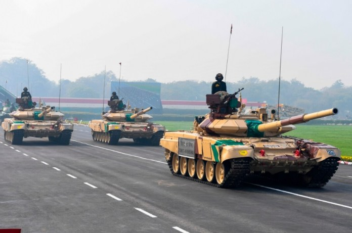 T-90 india