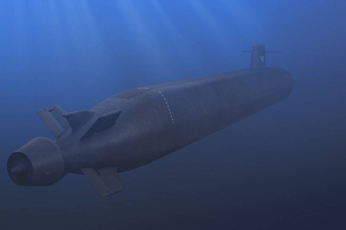 submarino frances
