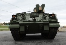 vehículo AMPV