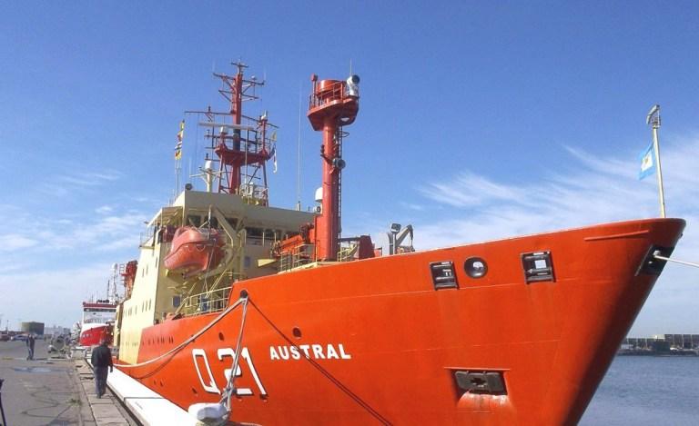 Buque Oceanográfico ARA «Austral» (Q-21)