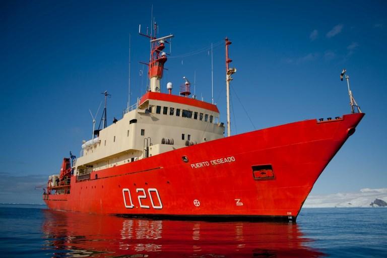 Buque Oceanográfico ARA «Puerto Deseado» (Q-20)