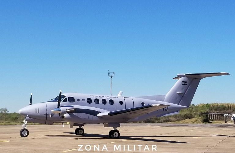 Beechcraft TC/UC-12B Huron