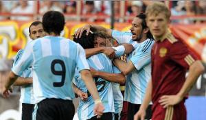 argentina-russia