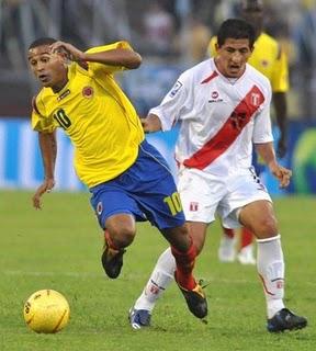 Ver Colombia vs Perú en VIVO - Amistoso Internacional ...