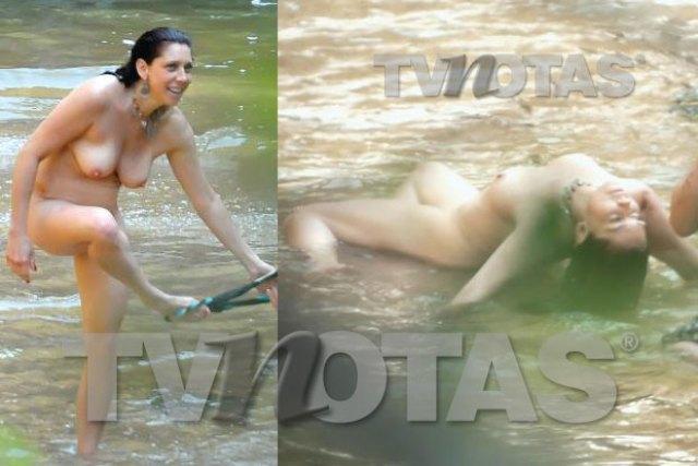 Cynthia Klitbo pillada desnuda (2)