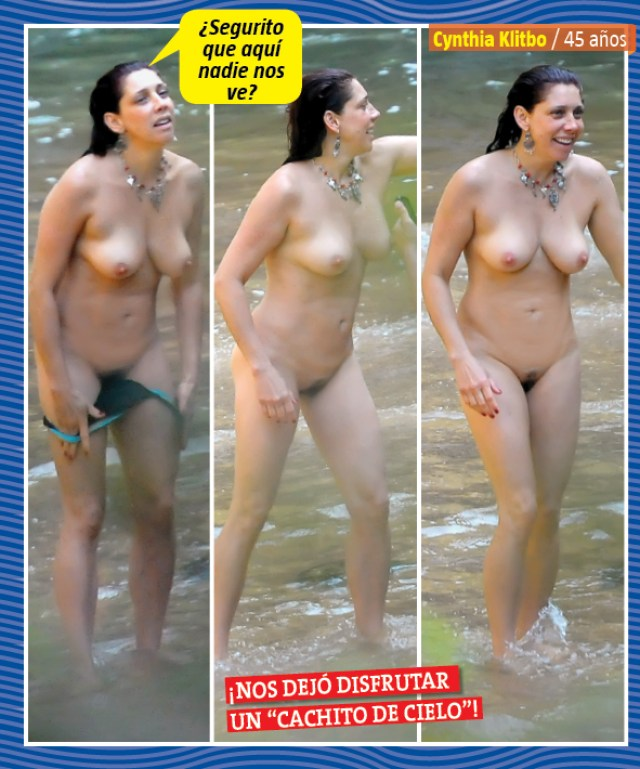 Cynthia Klitbo pillada desnuda (3)