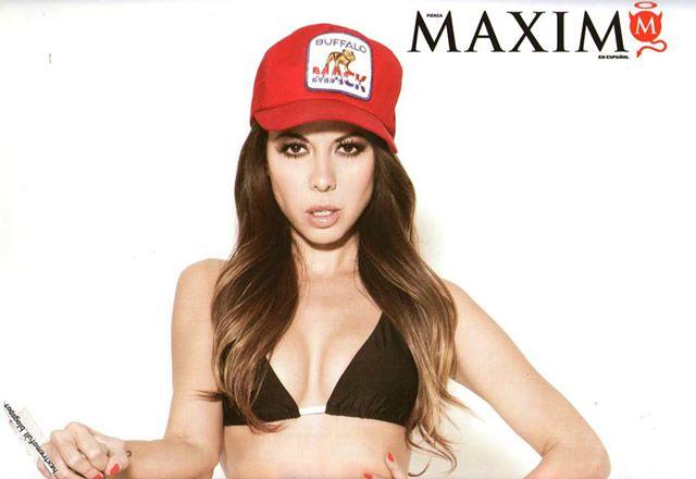 Jimena Sánchez, Maxim enero 2013 (5)